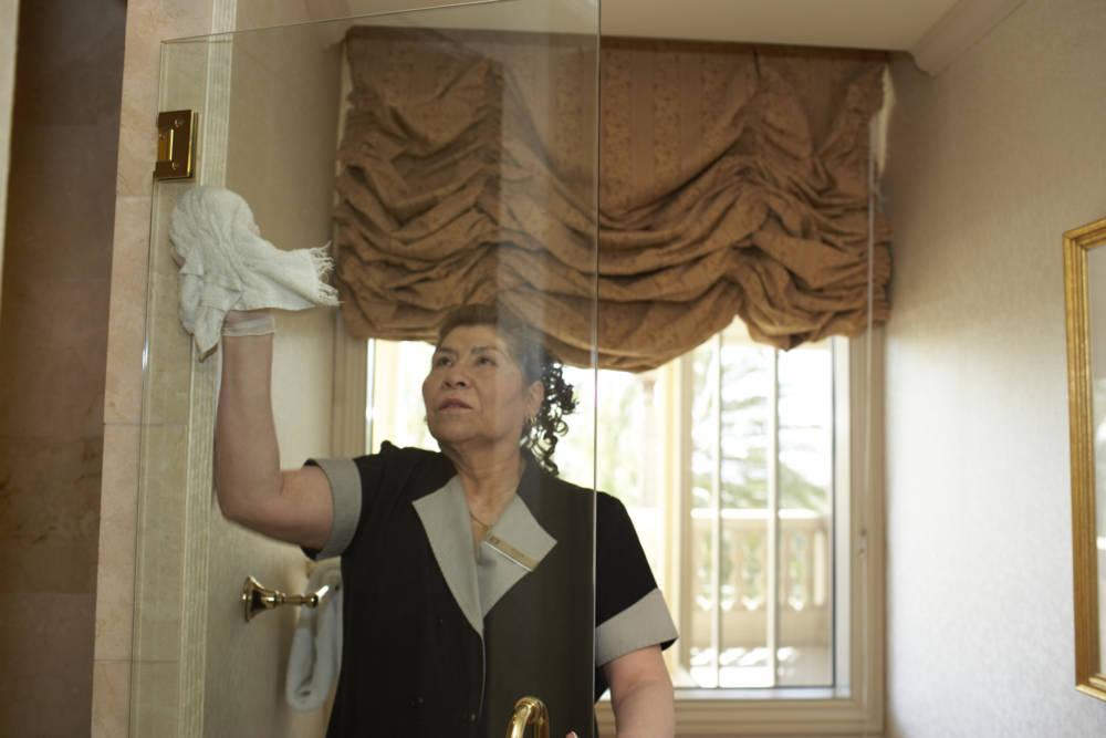 Zimmermädchen