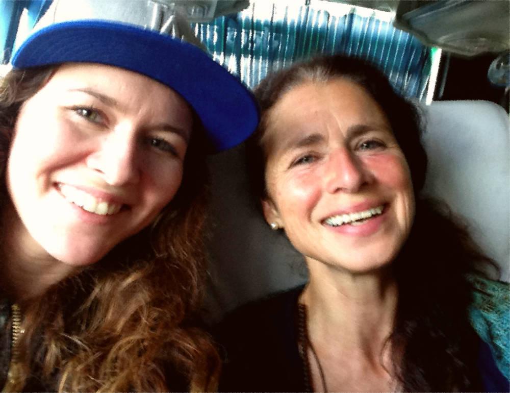 Anna und Gisa Wengel Nepal