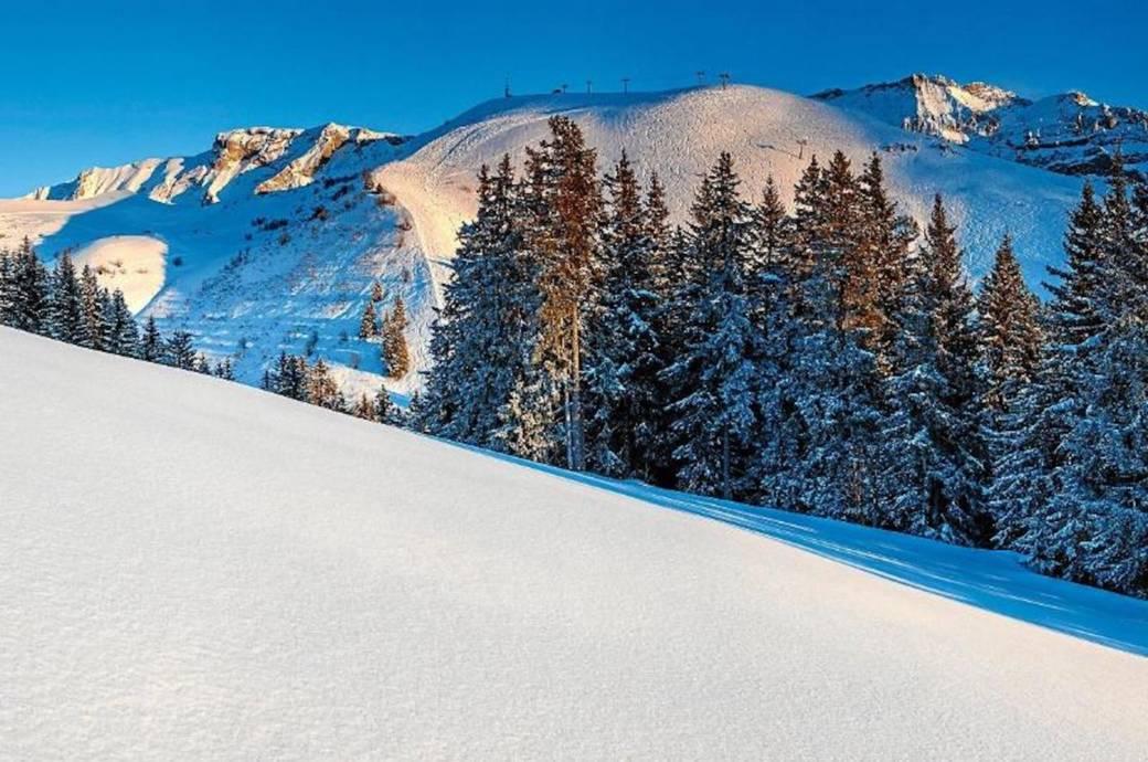 Skigebiet Metsch