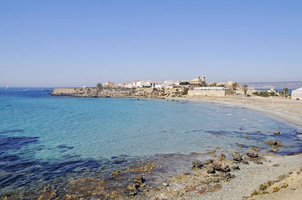 Die spanische Insel Tabarca