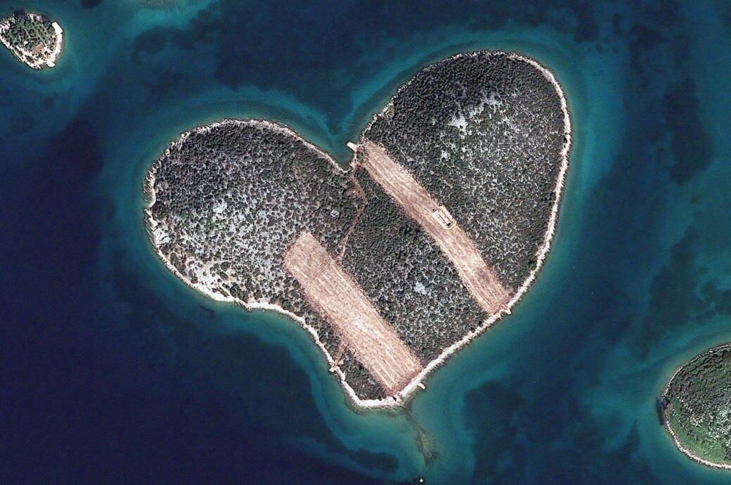 Die 14 romantischsten Naturwunder der Welt