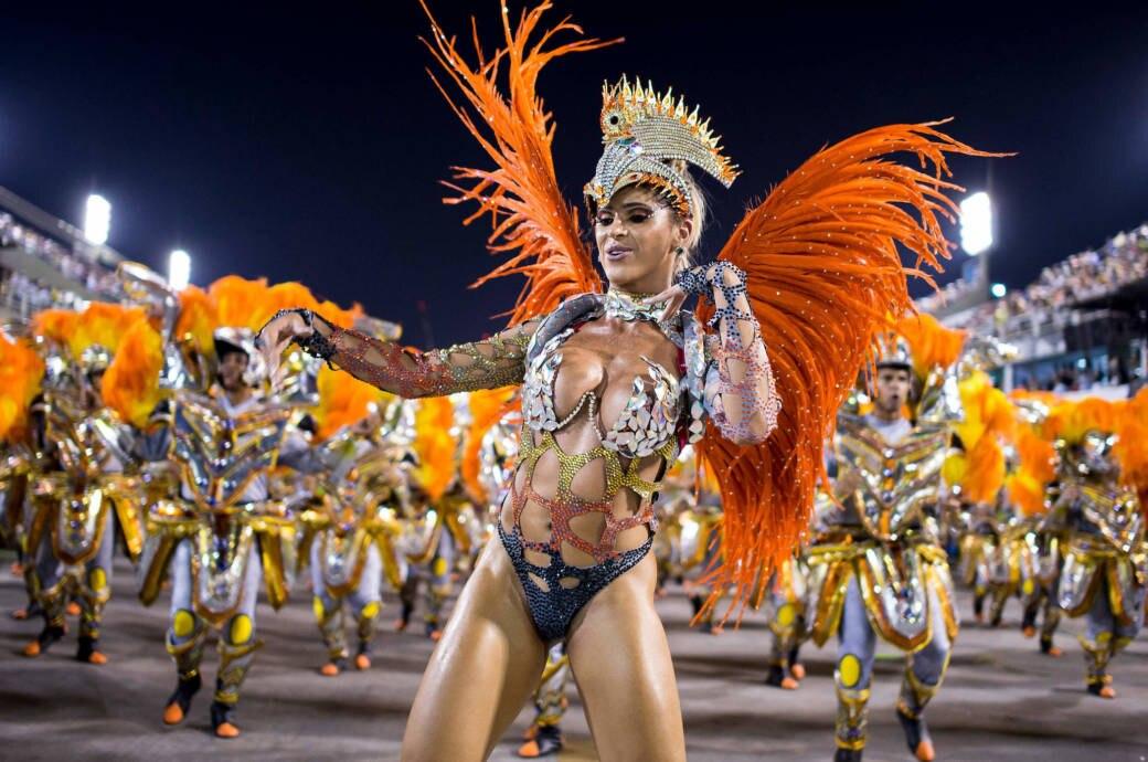 So Funktioniert Der Karneval In Rio De Janeiro Travelbook