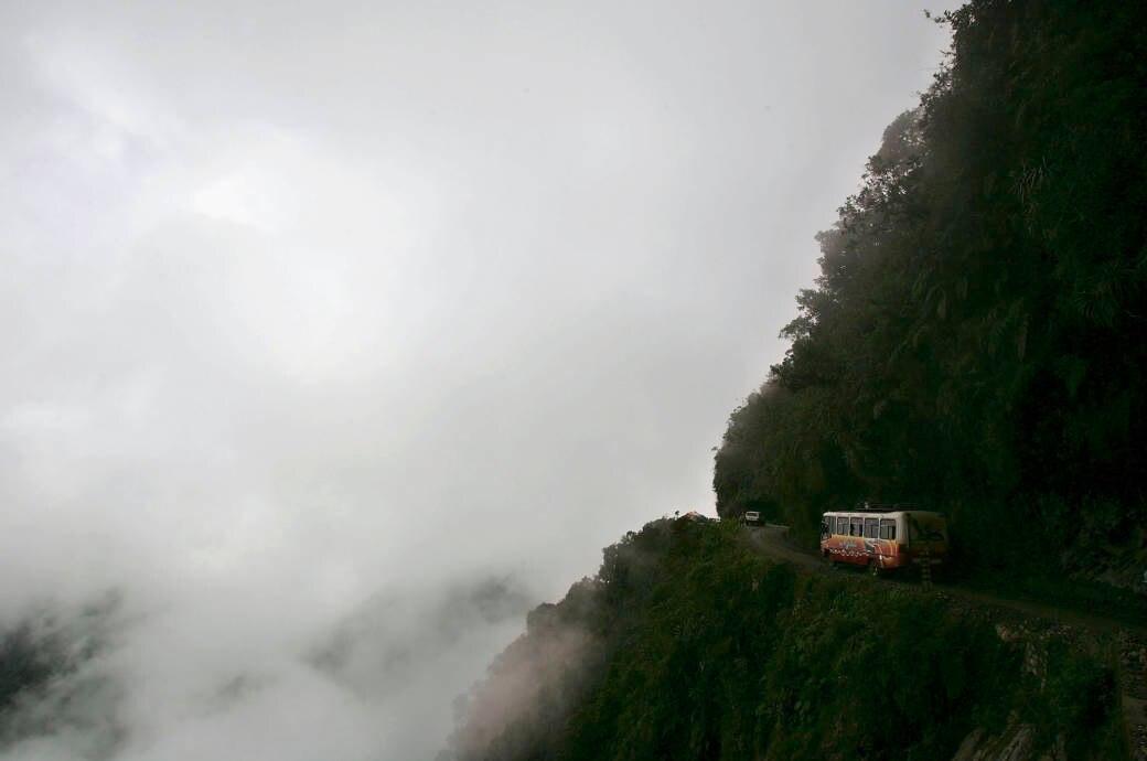 Yungas Road, Bolivien