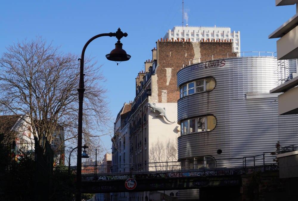 Rue de Pyrénées
