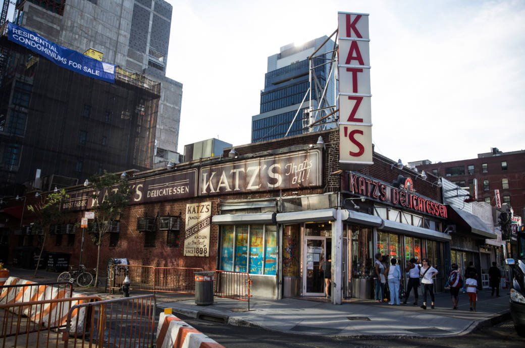 Katz's Deli, New York