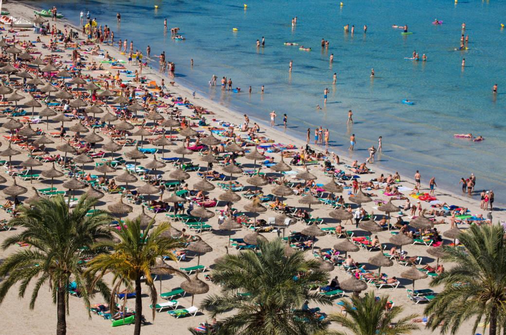 Arenal Strand Mallorca