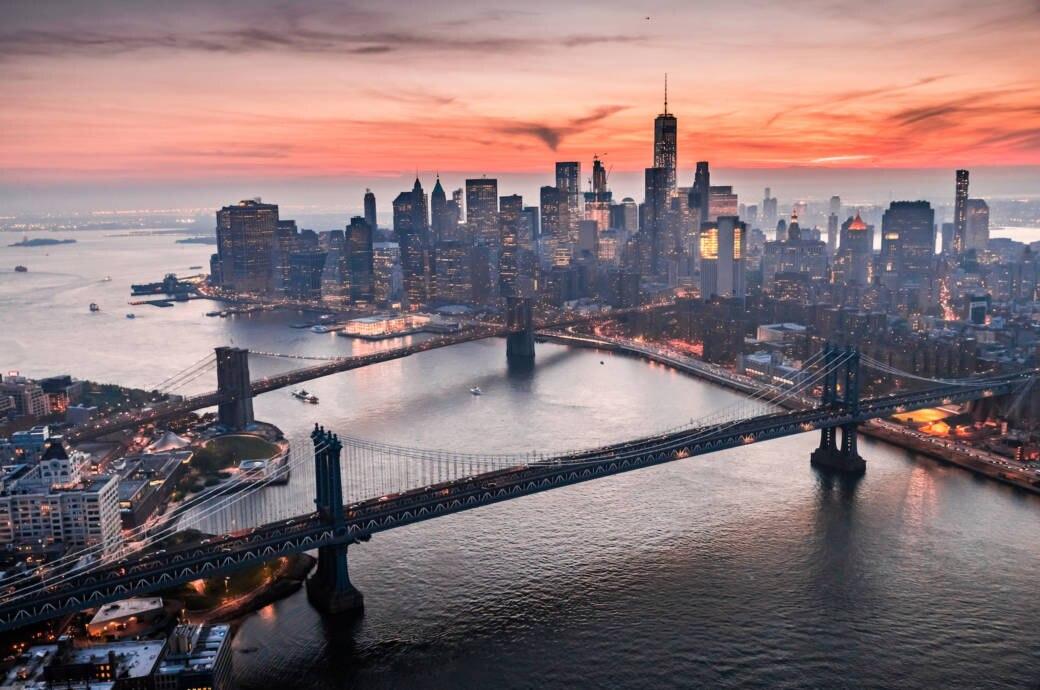 New York Die Stadt Die Niemals Schläft