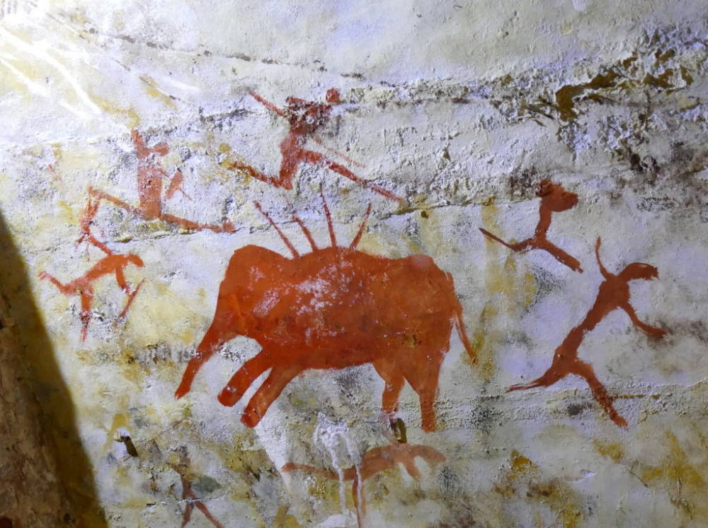 Altamira-Höhle, Zeichnungen