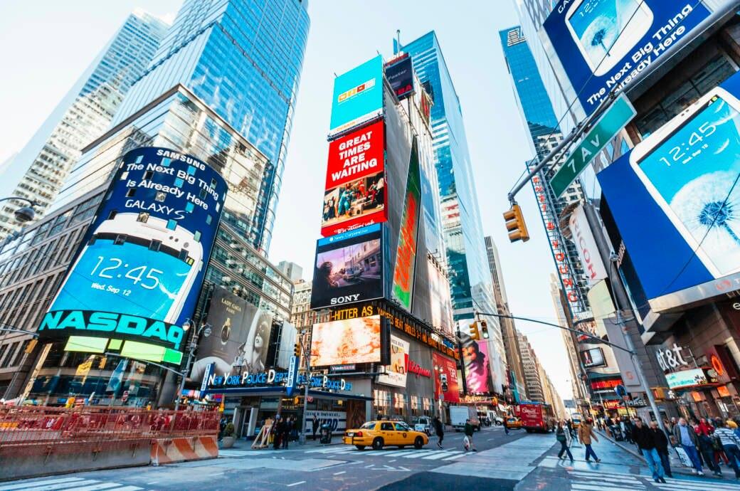 New York, Times Square, USA