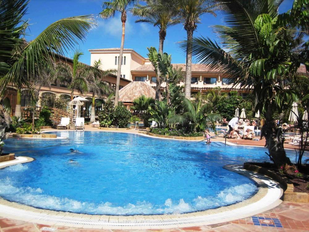Das Gran Hotel Atlantis Bahia Real auf Fuerteventura