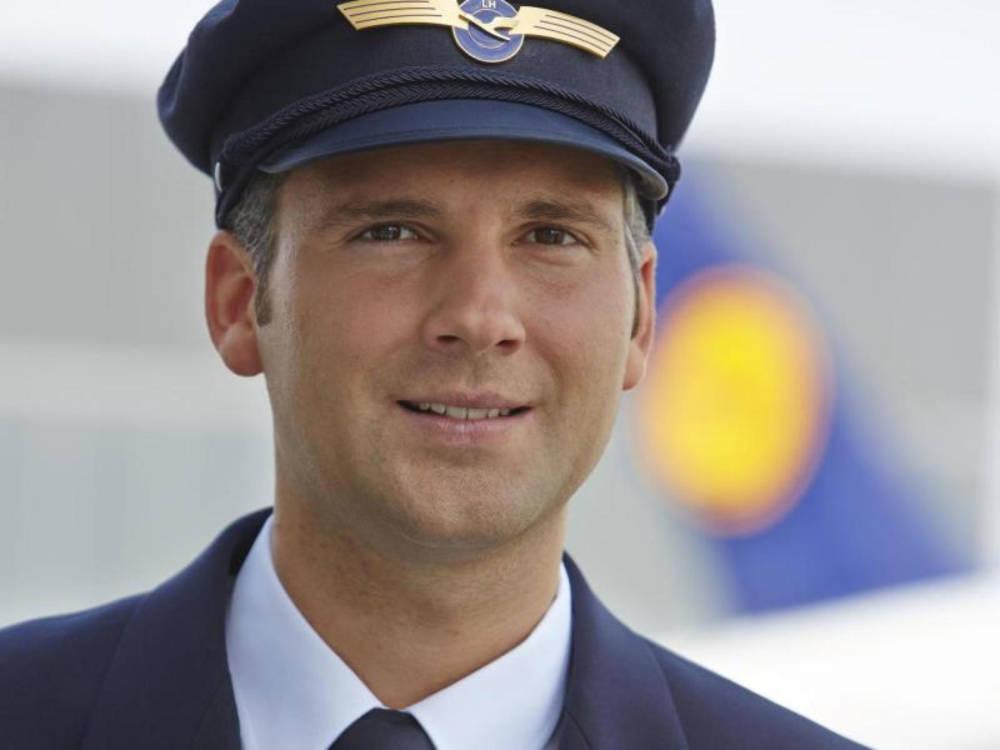 Pilot Bastian Stank