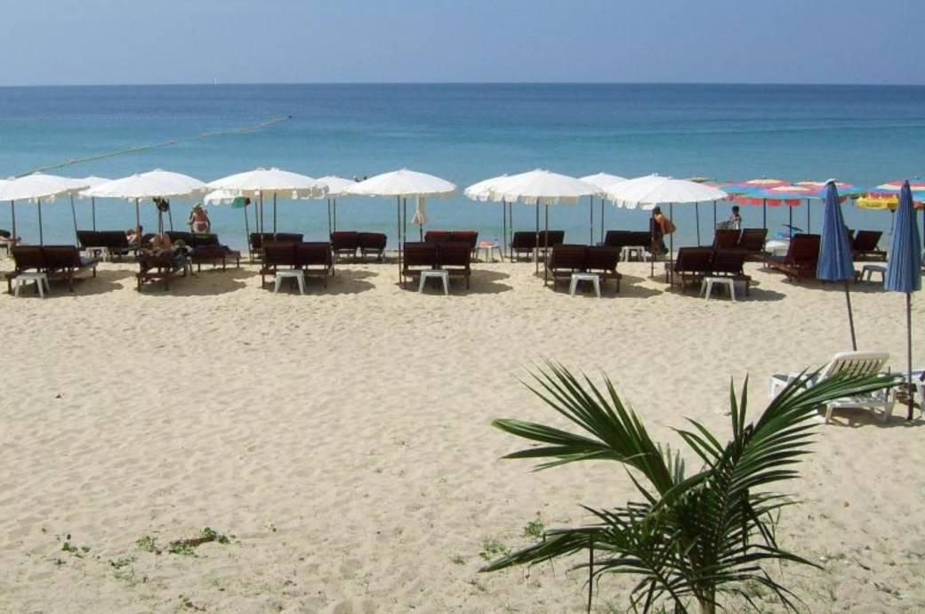 Strand von Phuket