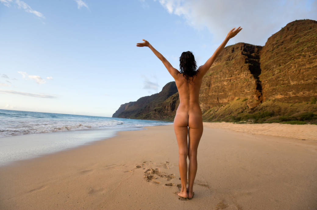 Morocco nude beaches