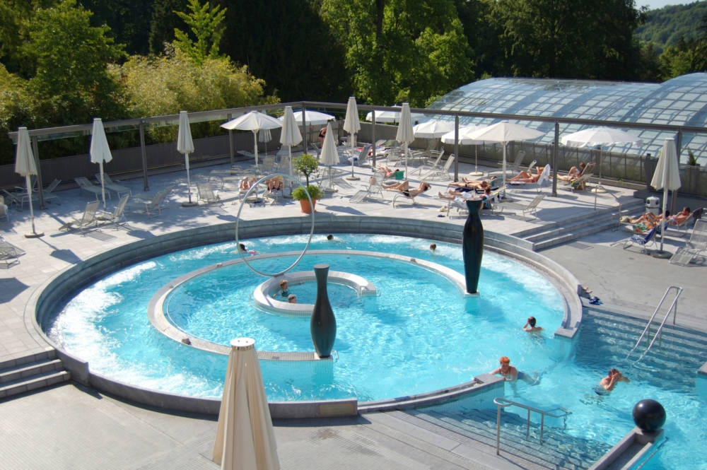 Cassiopeia-Therme in Badenweiler