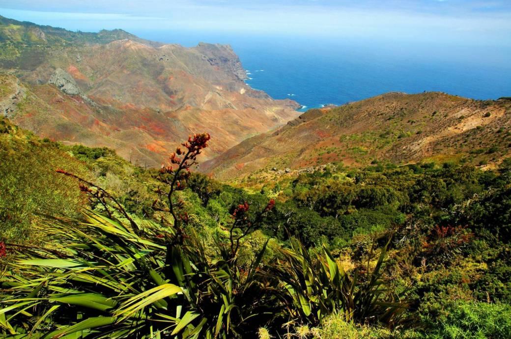 St Helena Eine Der Entlegensten Inseln Der Erde Travelbook