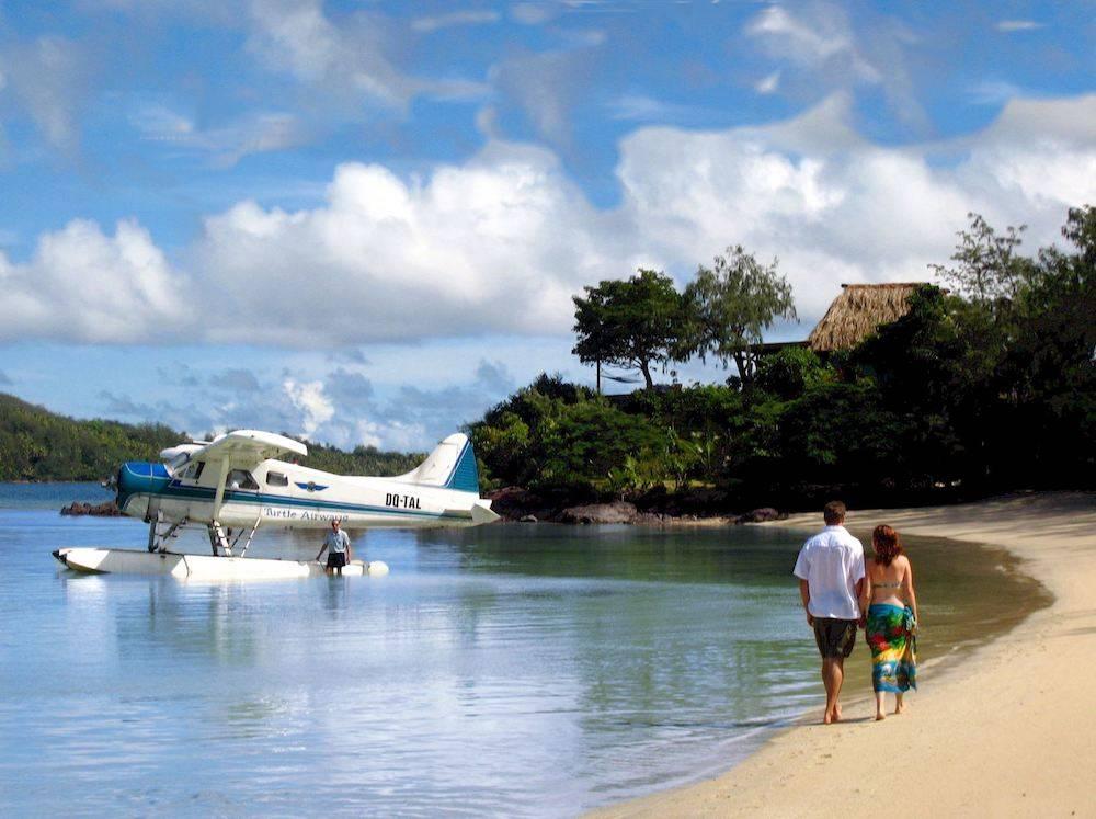 """Turtle Island, Drehort von """"Die blaue Lagune"""""""