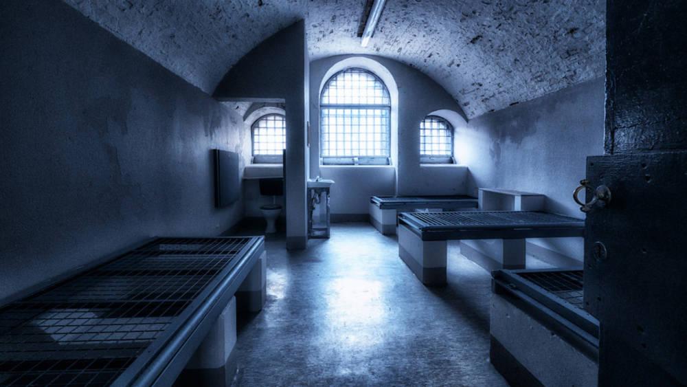Spike Island Gefängnis