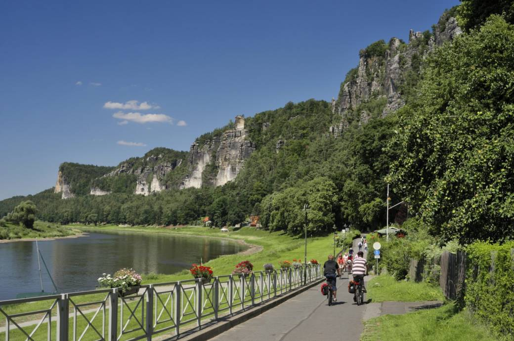 Die beliebtesten Radfernwege in Deutschland und Europa