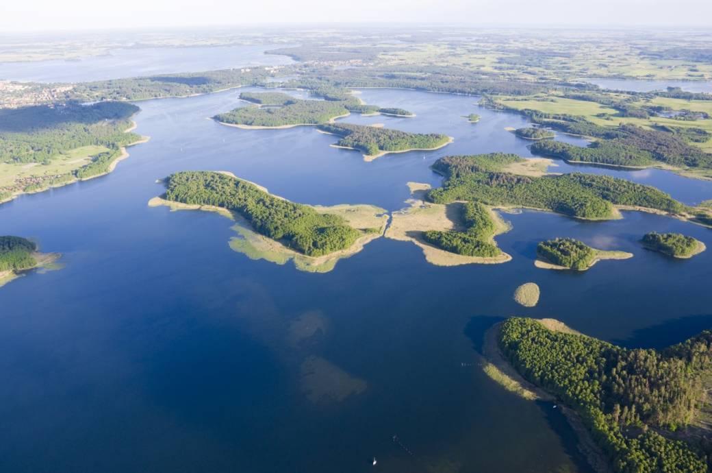 Masurische Seenplatte Das Polnische Paradies Travelbook