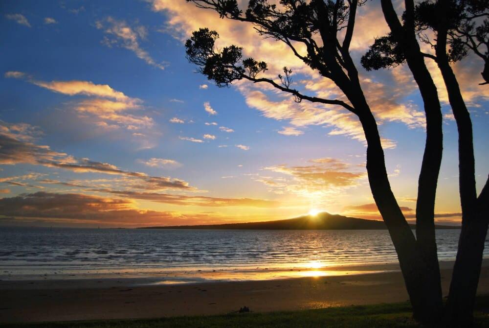 Auckland Rangitoto Island