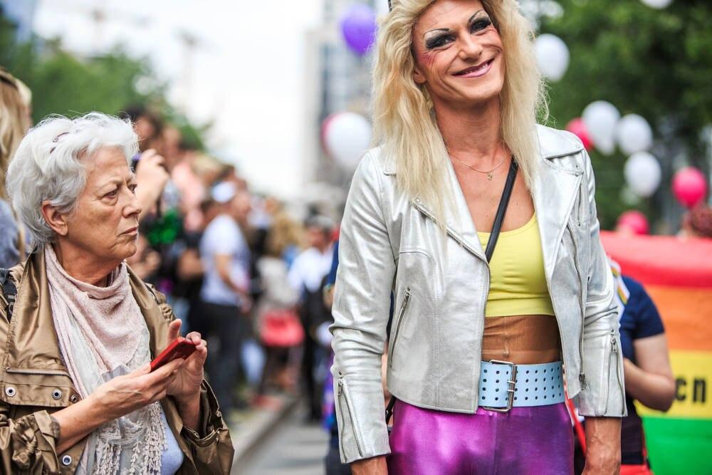 Christopher Street Day, Festival, LGBT