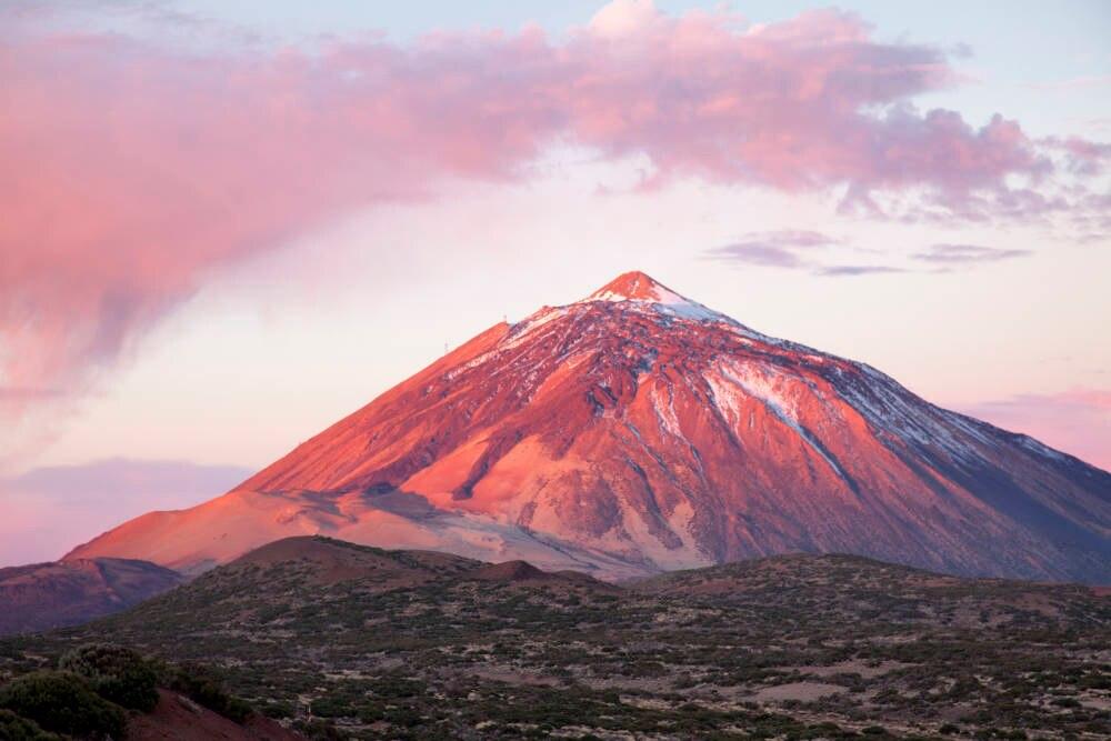 Pico del Teide, Teide-Nationalpark, Teneriffa