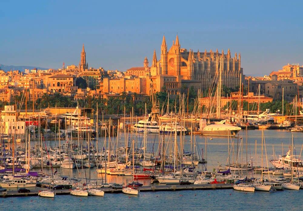 Hafen von Palma, Mallorca