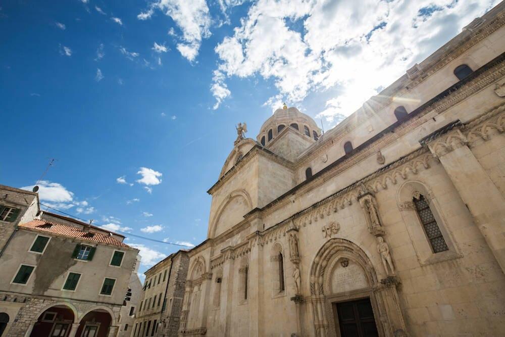 Kathedrale Sv. Jakov in Sibenik