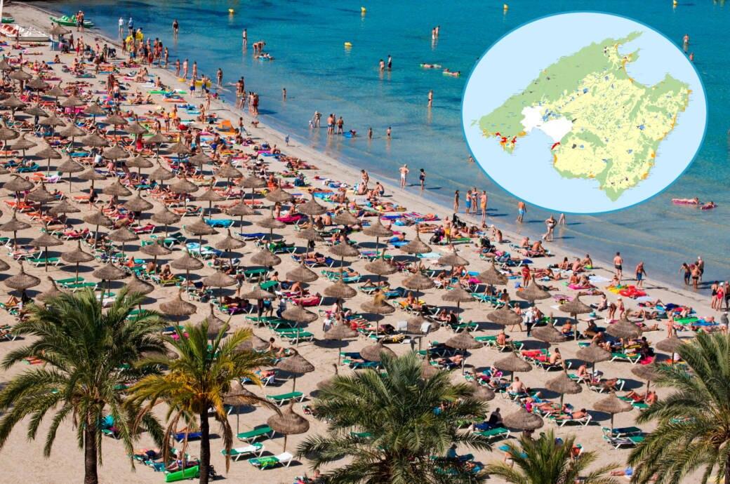 Mallorca Zonenplan