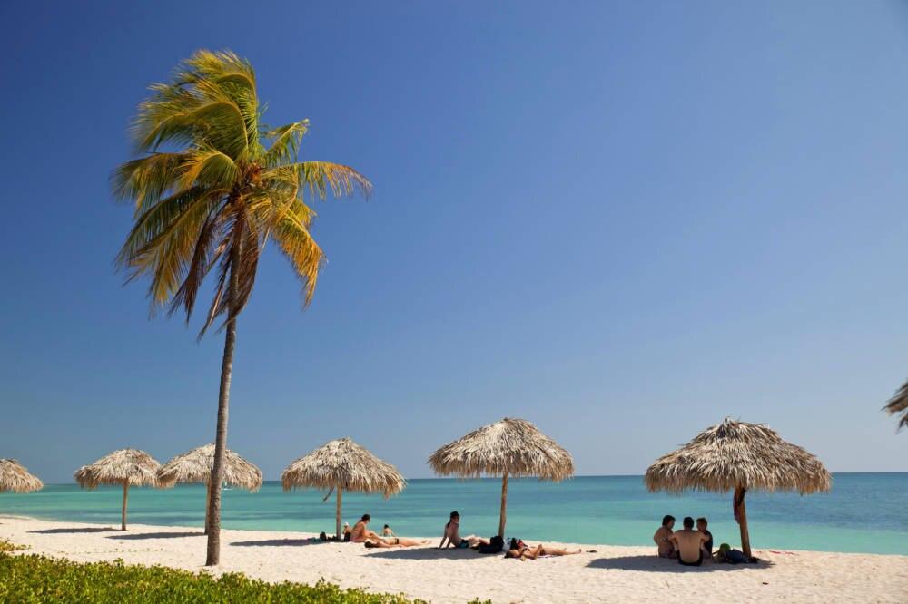 Strand Playa Ancon bei Trinidad