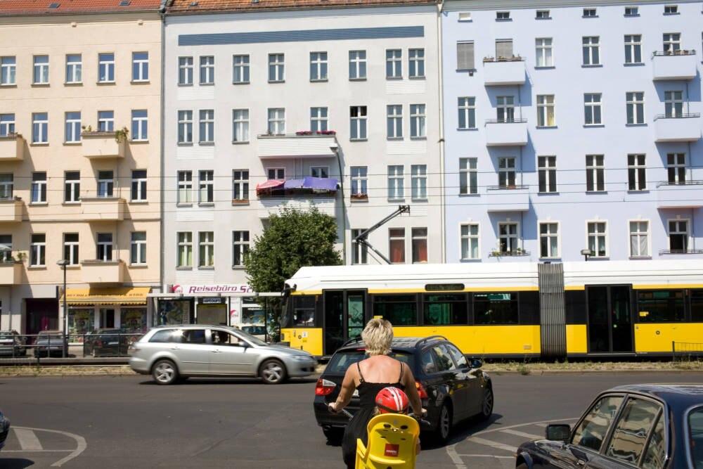 Tram, M10, Berlin