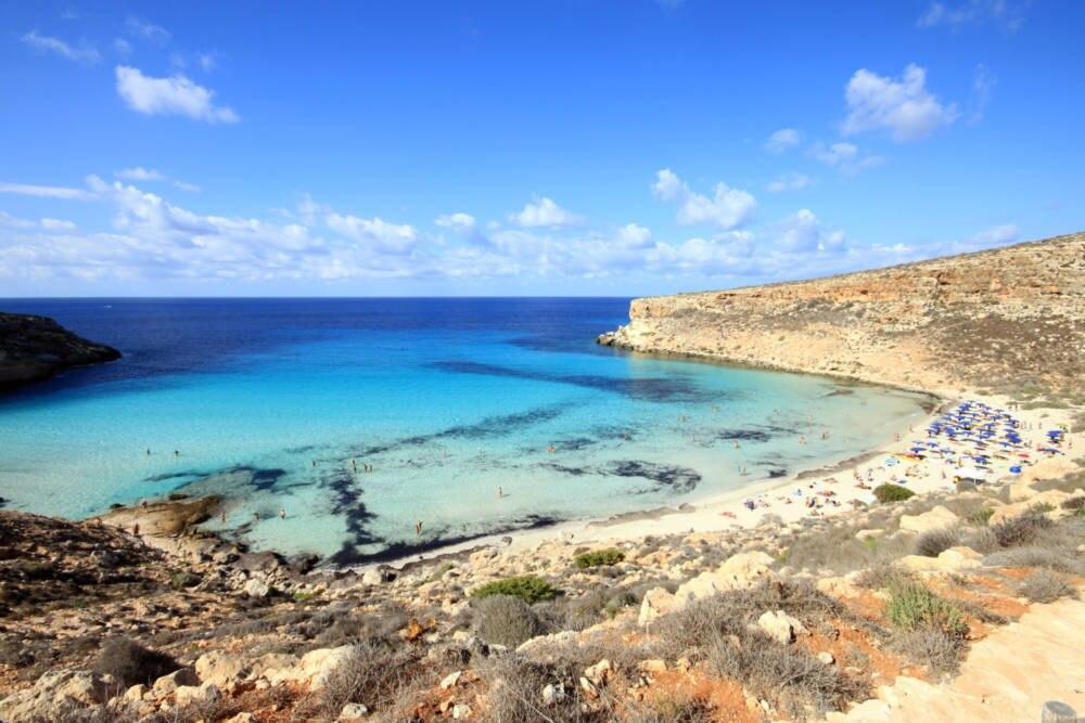 Spiaggia dei Conigli, Lampedusa