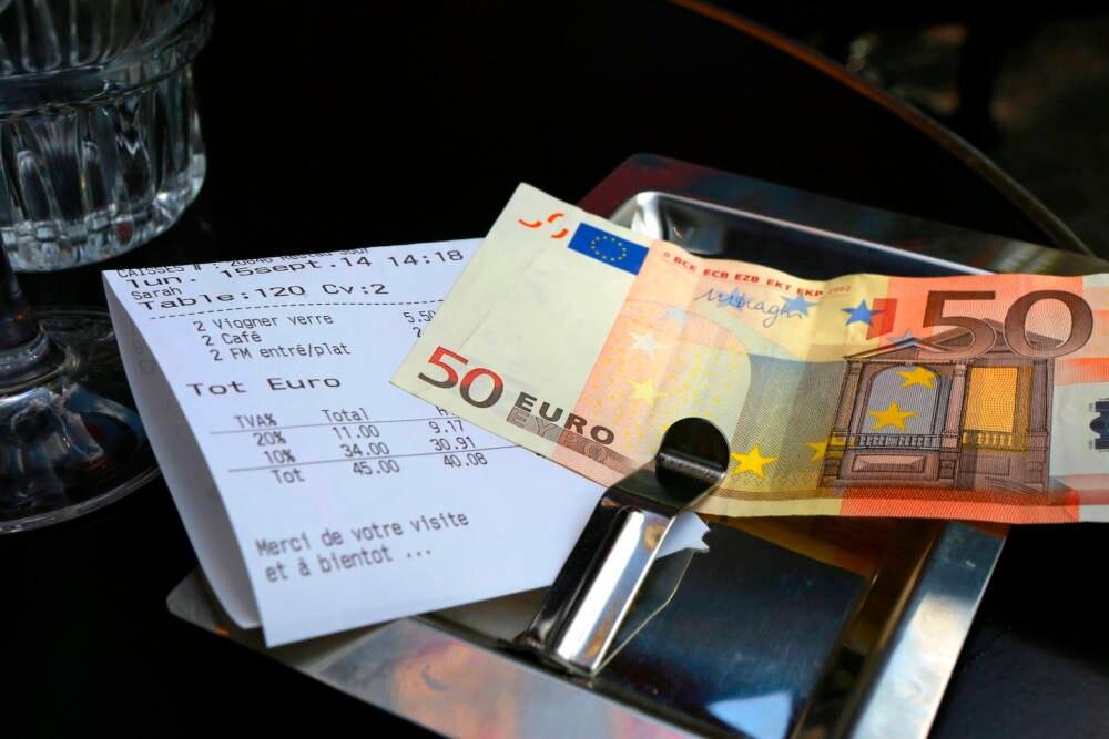Trinkgeld
