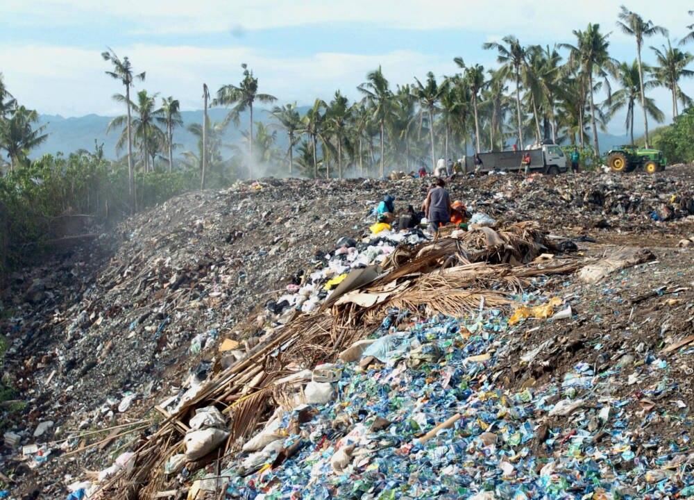Müllberge auf Boracay