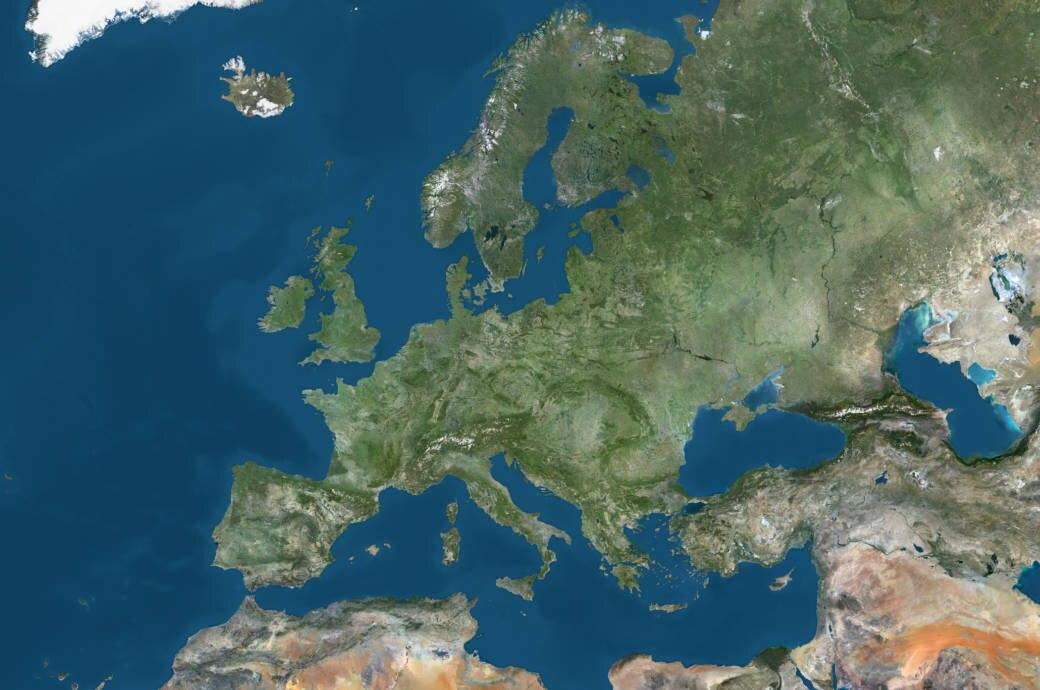 """Der große Erdkunde-Test """"Europa"""""""