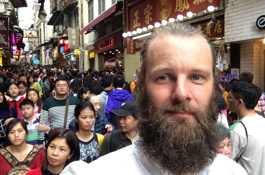 Macau, Torsten Johannknecht