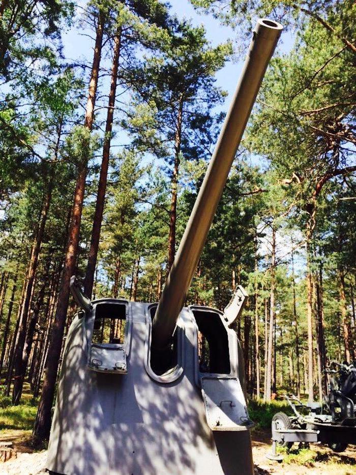 Wo Sie in Polen inmitten von Weltkriegs-Bunkern urlauben