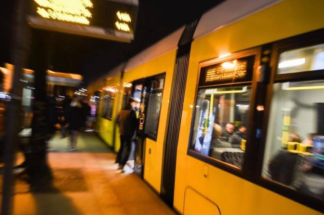 Straßenbahnlinie M10, Berlin, Tram