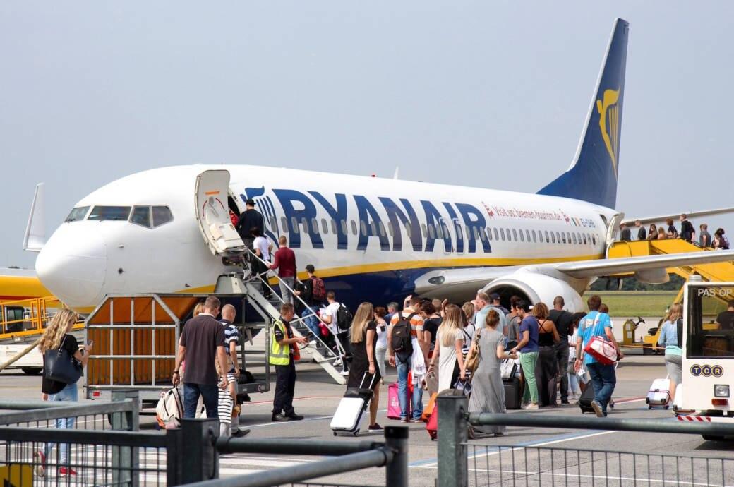 Ryanair Gepcäk