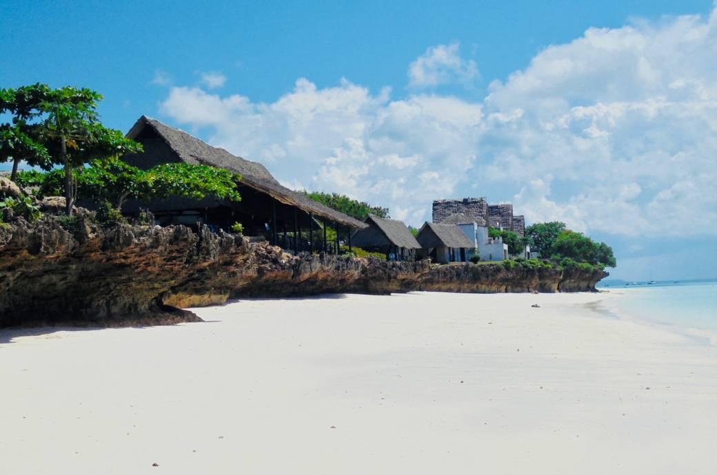 Kendwa Beach auf Sansibar