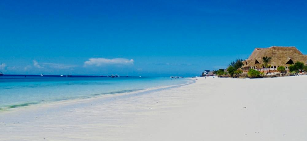 Sansibar, Nungwi Beach