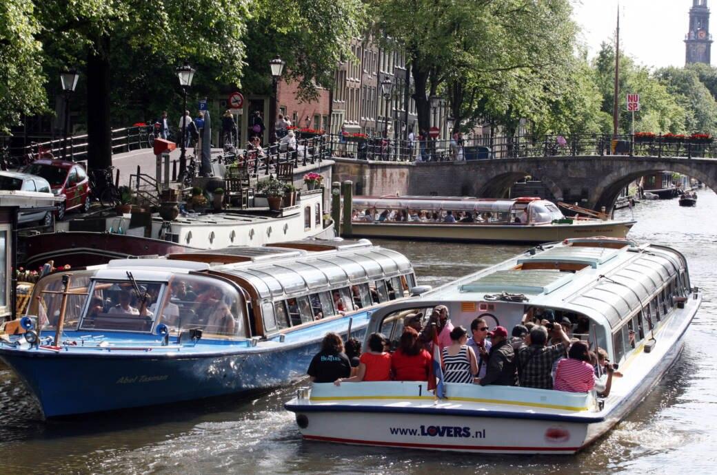 Amsterdam wird für Touristen jetzt noch teurer