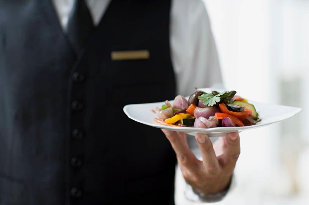Essen im Hotel