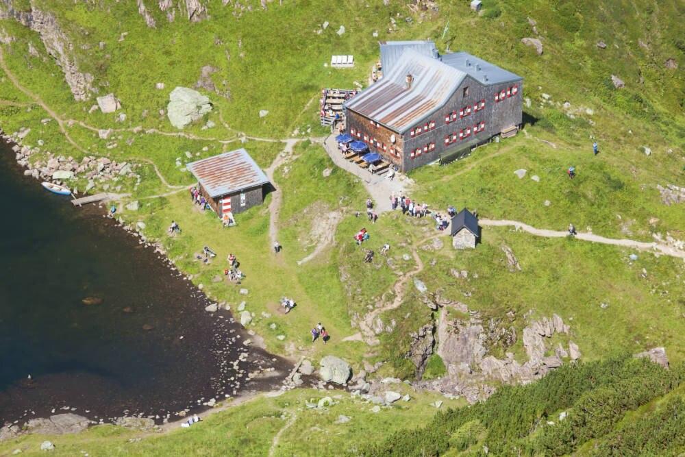Der Wildsee und das Wildseeloderhaus