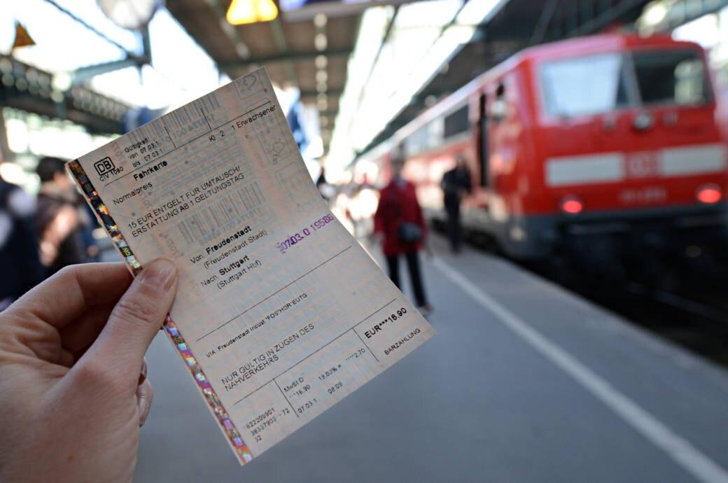 So finden Sie besonders günstige Bahn-Tickets
