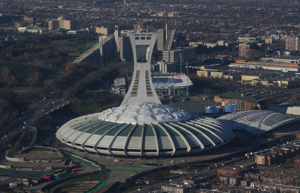 Olympiastadion, Montreal, Kanada