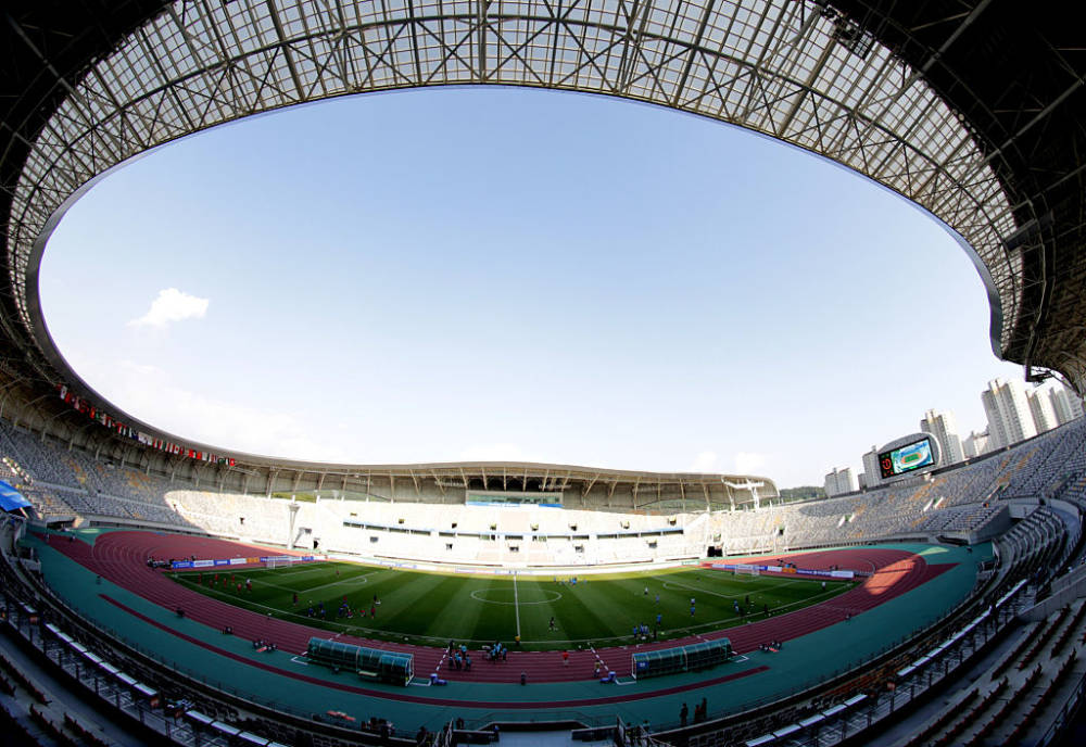Hwaseong Stadium, Südkorea