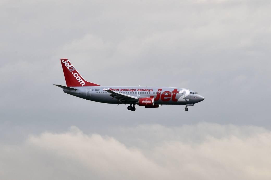 Jet2 Flugzeug