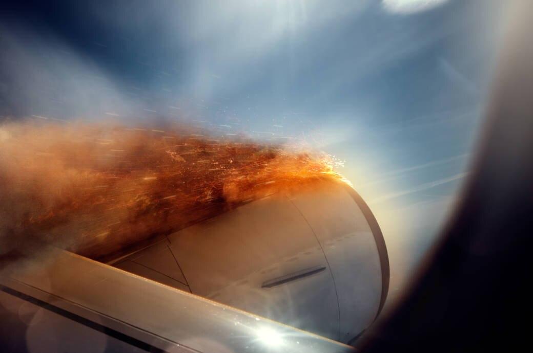 antarktis brennt