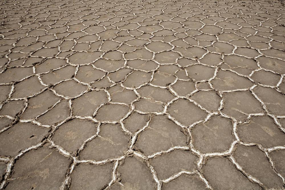 Salzpfannen der Dallol-Senke